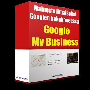 Google My Business -verkkokoulutus