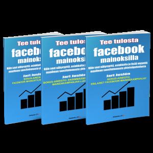 Tee tulosta Facebook-mainoksilla -kirjan BONUS-aineistot