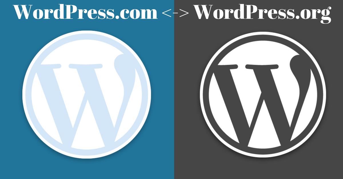 Kotisivut yritykselle: WordPress.com vai WordPress.org?