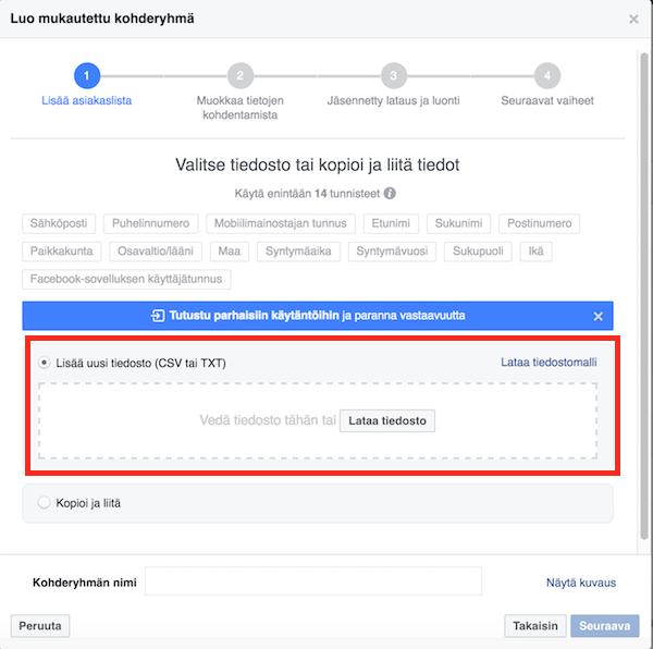 Lataa Facebook