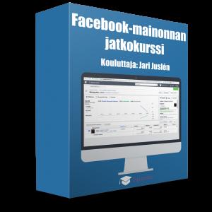 Facebook-mainonnan jatkokurssi | 4-osainen verkkokoulutus