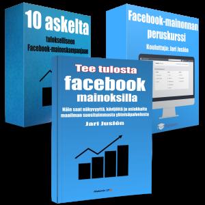 Facebook-mainostajan aloituspaketti