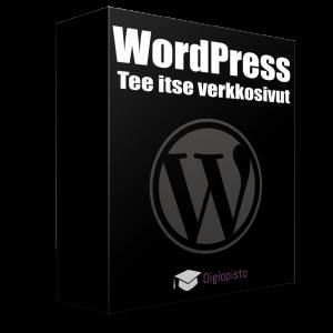 WordPress - tee itse verkkosivut