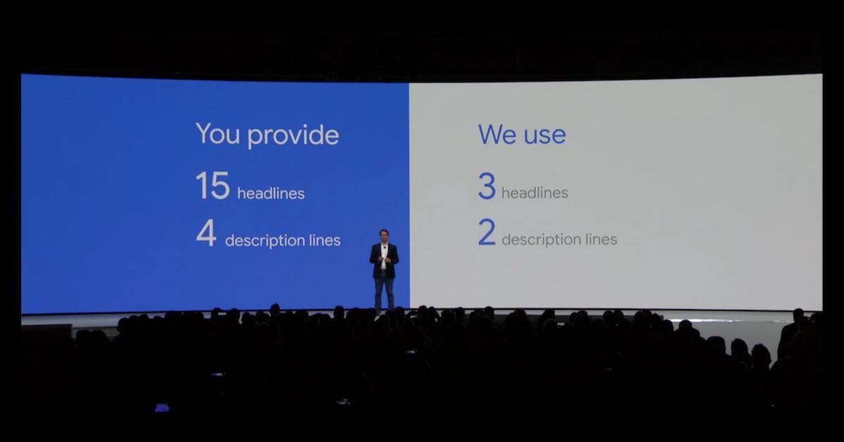 Google esitteli responsiiviset hakumainokset